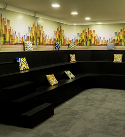 Meeting rooms in Workafella business center