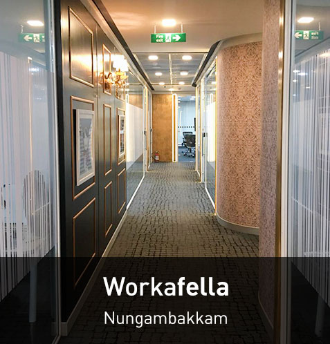 Business Centers in Thoraipakkam, Chennai - Workafella