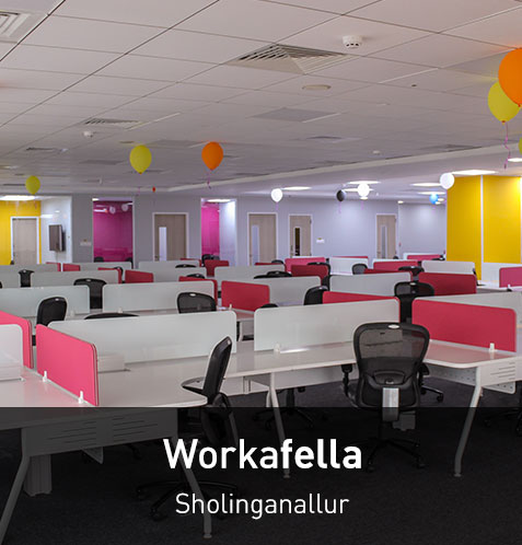 office space in chennai - Workafella