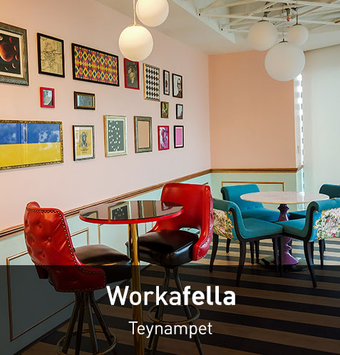 Business Center in Chennai - Workafella