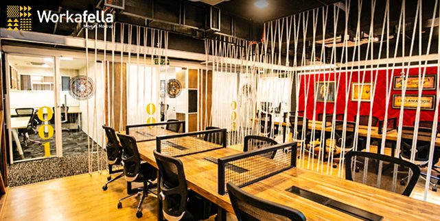 Business With A Coworking Space